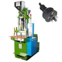 Au Standard 3 Flat Pin PVC Plastic Injection Making Machine 450ST