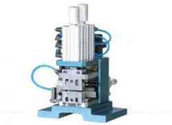 Vertical pneumatic wire stripping machine WPM-4F