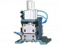 Vertical wire stripping machine WPM-3F